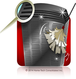 ac repair technician Home-Tech