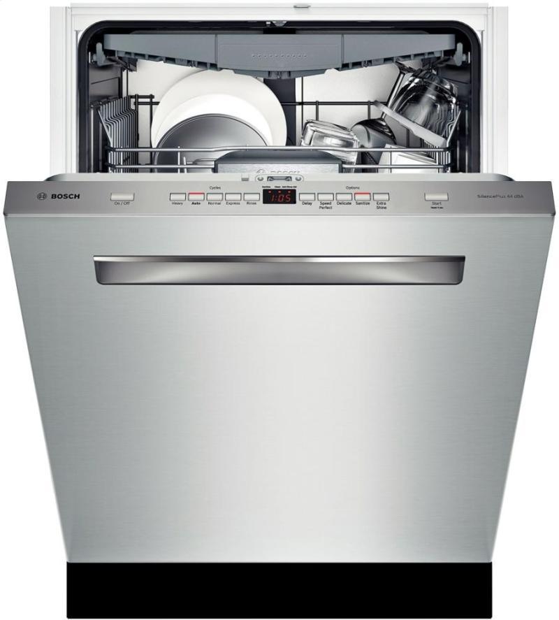 best dishwasher - bosch