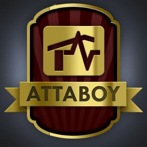 Home-Tech Attaboy Award