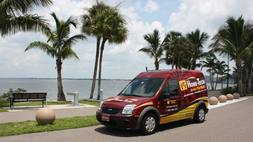 Sarasota Home-Tech truck
