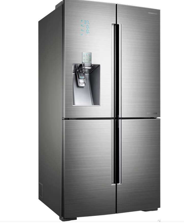 Refrigerator stainless steel