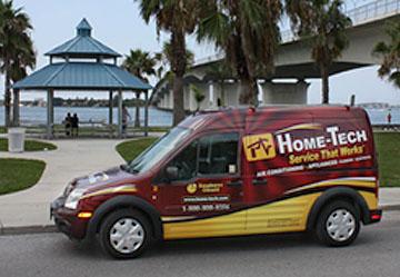 home-tech trucks