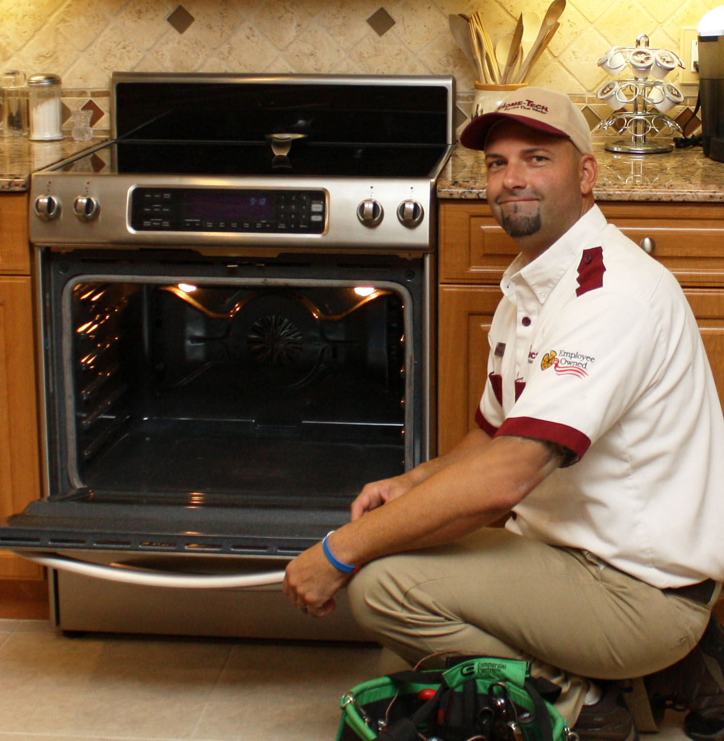 oven repair Home-Tech Technician