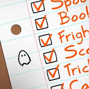 HalloweenChecklist