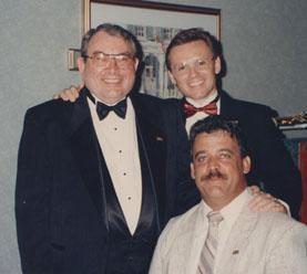 Bill, Steve Marino, Jim Wilson