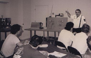 Bill teaching