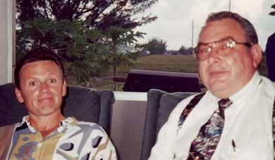 Steve Marino and Bill Smallwood
